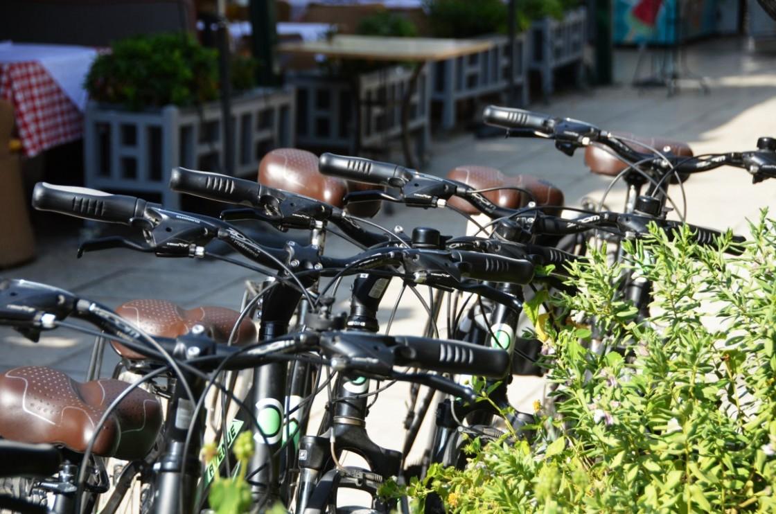 rent a bike self guide tour athens by bike (2)