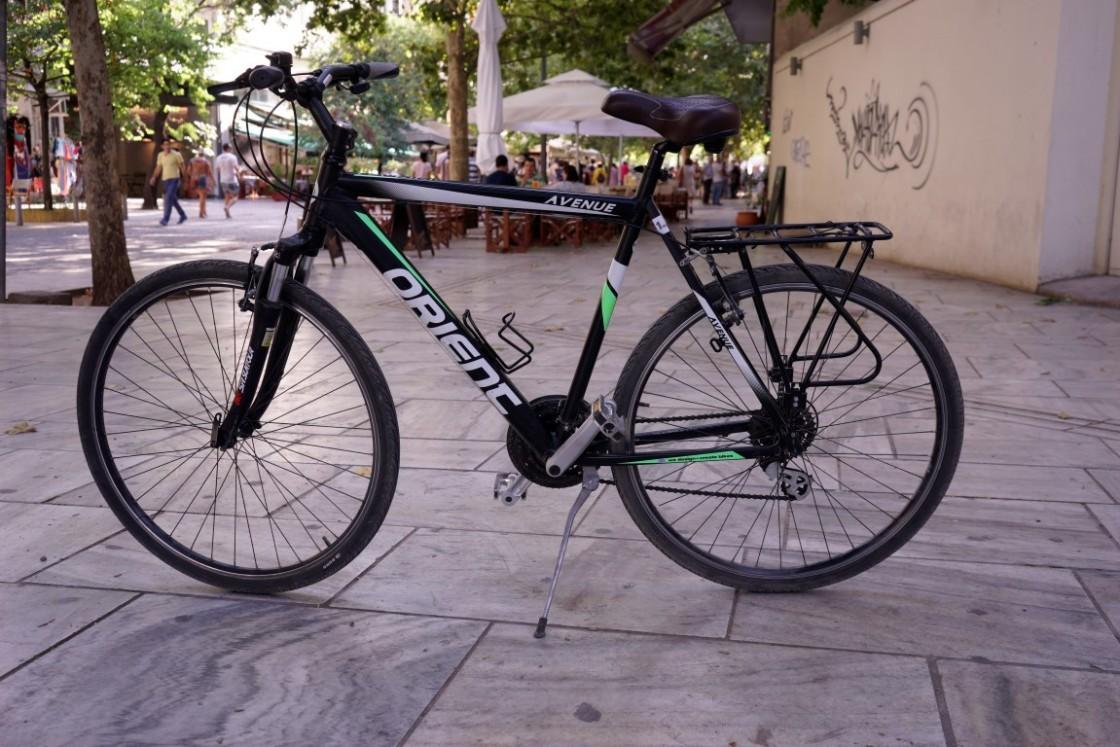 rent a bike self guide tour athens by bike (3)