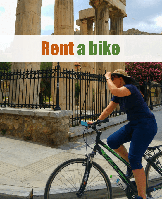 Best Athens bike tours