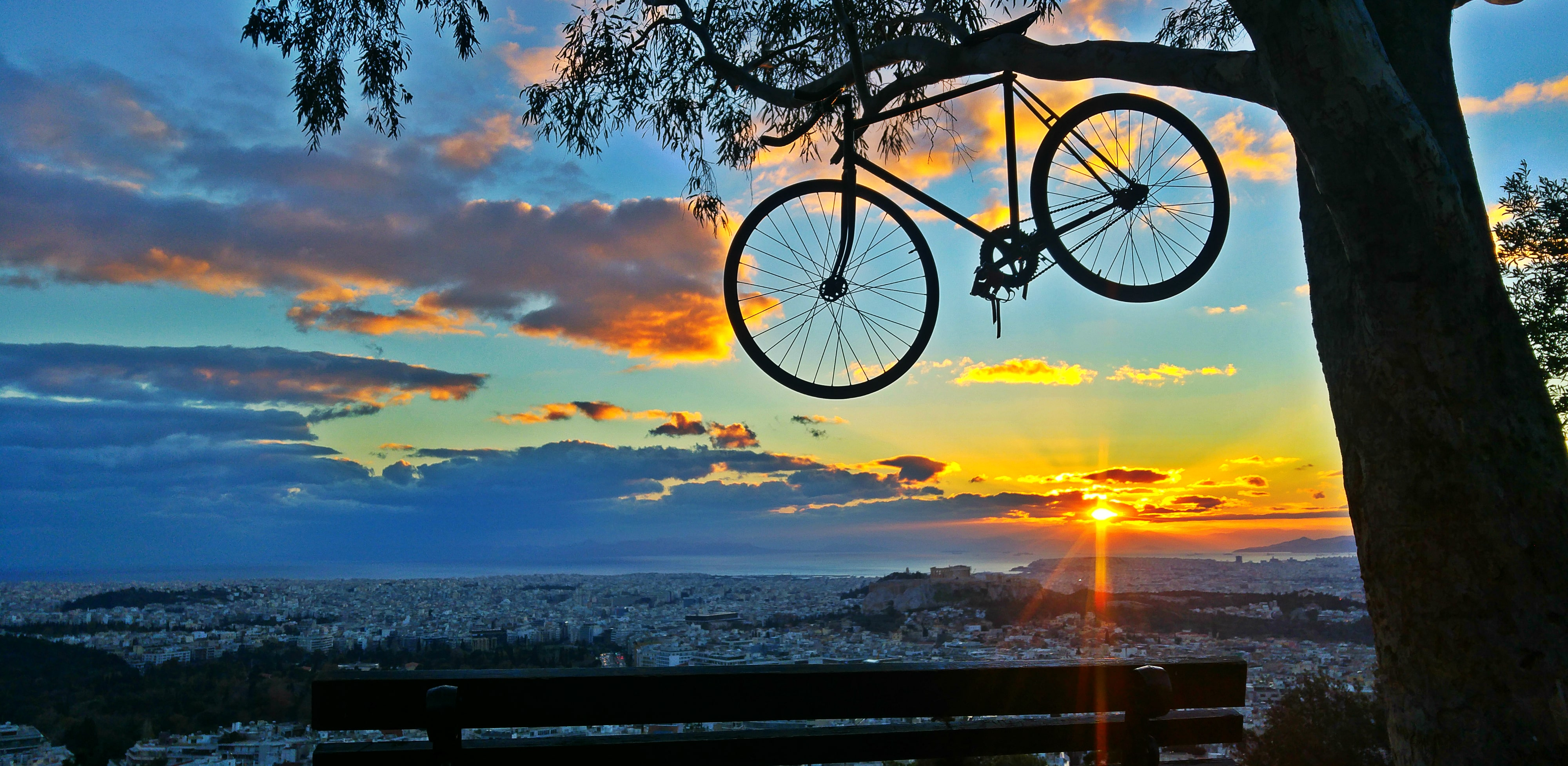 Rent bike Athens